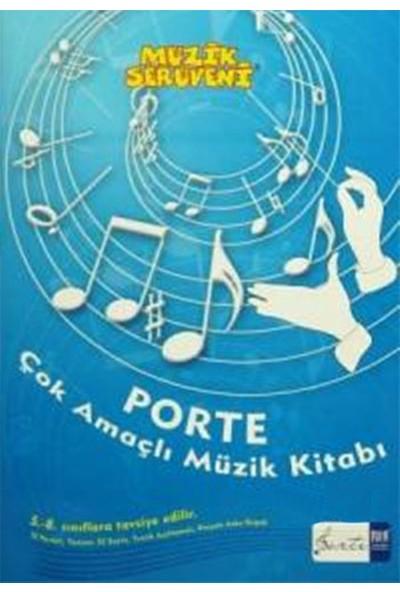 Müzik Serüveni - Porte Çok Amaçlı Müzik Kitabı - Övünç Yaman