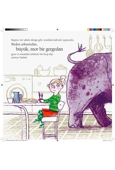 Gergedanlar Krep Yemez - Sara Ogilvie