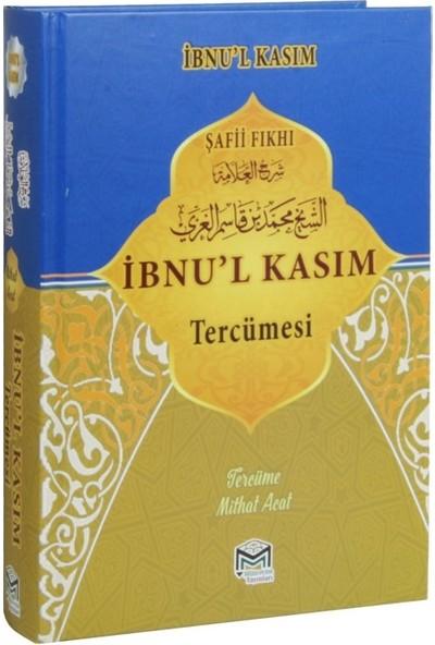 Şafii Fıkhı İbnu'L Kasım Tercümesi - İbnu'L Kasım