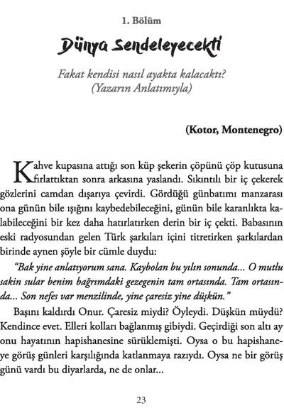 Karantina Üçüncü Perde (Ciltli) - Beyza Alkoç