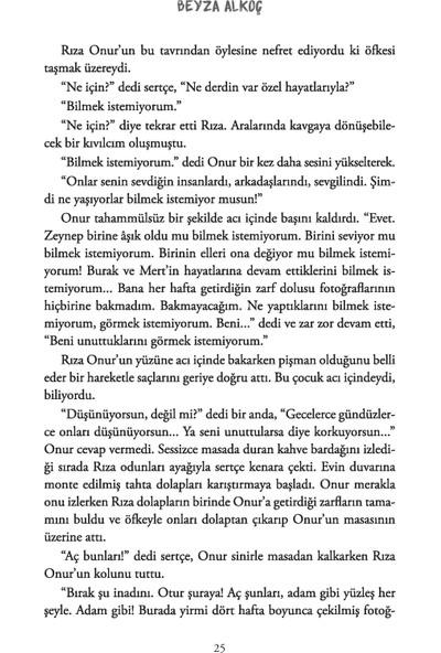 Karantina Üçüncü Perde (İmzalı) - Beyza Alkoç