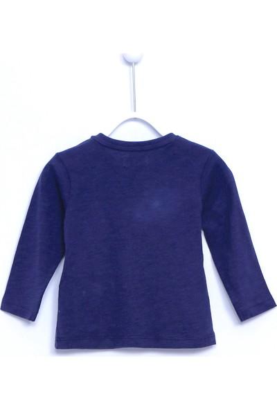 Silversun Bebek Erkek Örme Baskılı T-Shirt BK 110865