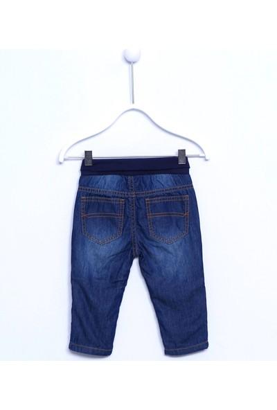 Silversun Bebek Erkek Dokuma Beli Ribanalı Kot Pantolon PC 110218