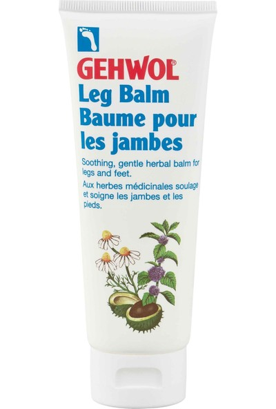 Gehwol Leg Balm - Bacak Balsamı 125 ml