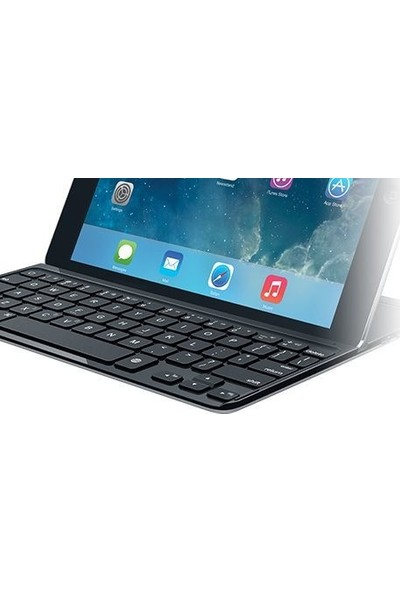 Logitech UltraThin New iPad Wifi 9.7 Bluetooth Klavyeli Kılıf (TR) 920-005618