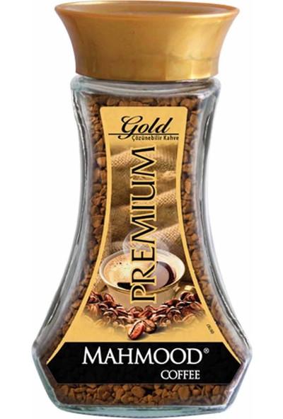 Mahmood Coffee Premium Gold Cam Kavanoz 100 gr