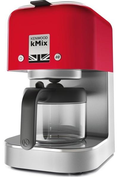 Kenwood COX750RD kMix Filtre Kahve Makinası - Kırmızı