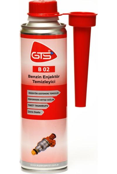 Gts B02 Benzin Enjektör Temizleyici 300Ml
