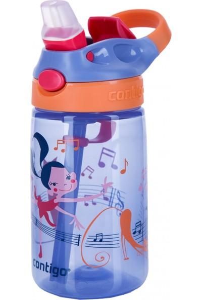 Contigo Gizmo Flip Dansçı Kız Su Şişesi 420 ml