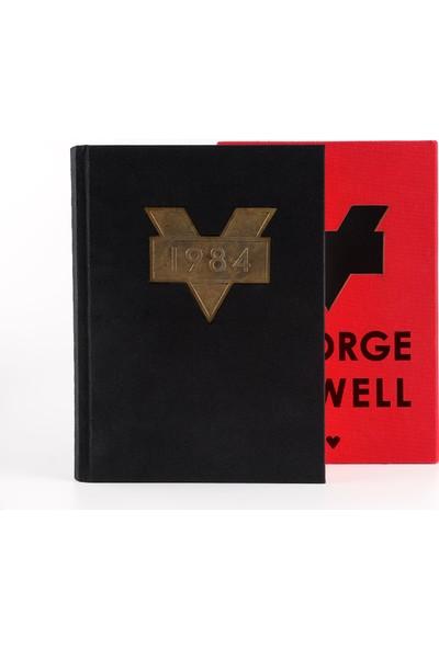 1984 (Kırmızı Kutulu Özel Baskı) - George Orwell