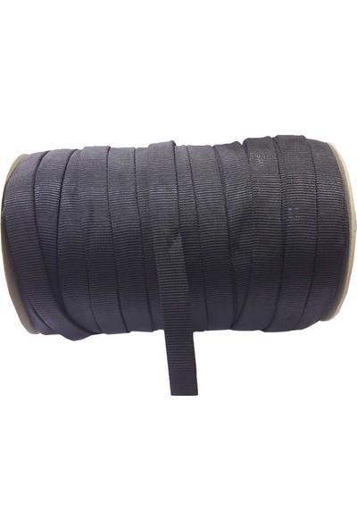Gılmonte 25 Mm X 100 Siyah Perlon Tubular