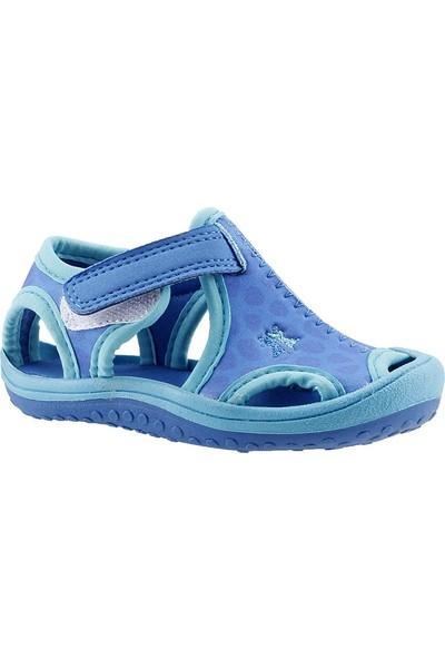 Ayakland Cute Kids Saks Aqua Erkek Çocuk Sandalet Deniz Ayakkabısı