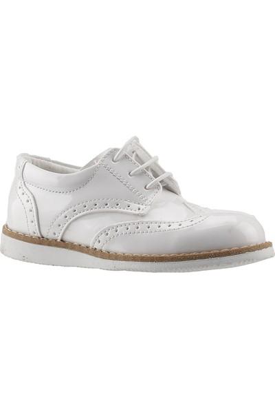 Sarıkaya 3070 Beyaz Eva Taban Sünnetlik Erkek Çocuğu Ayakkabı