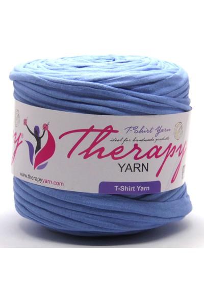 Therapy Yarn 7454 Bebe Mavi Penye İp