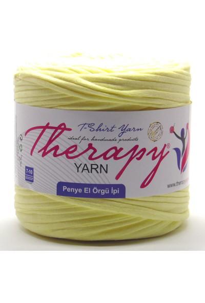 Therapy Yarn 461 Sarı Penye İp
