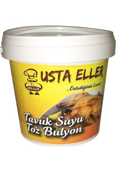 Usta Eller Tavuk Suyu Toz Bulyon 750 gr