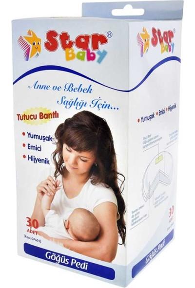 Star Baby Göğüs Pedi 30 Adet