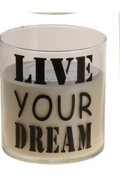 Koopman Cam Mumlukta Mum Lıve Your Dream 13X14CM