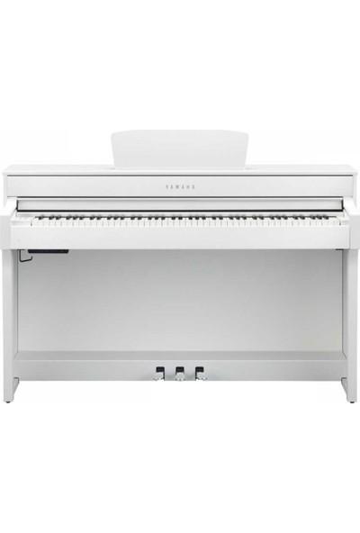 Yamaha Clp635Wh Beyaz Dijital Piyano