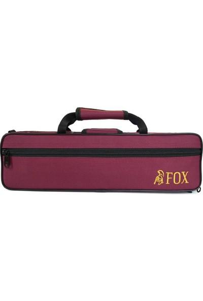 Fox Fl110S Yanflüt (Gümüş)