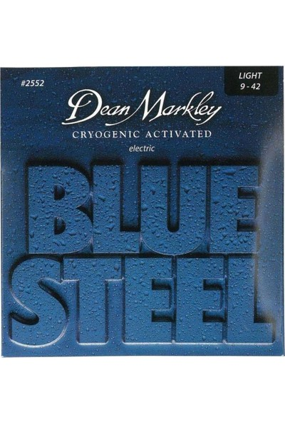 Dean Markley Nickel Steel 2506 (12-54) - Jazz Elektro Gitar Tel S