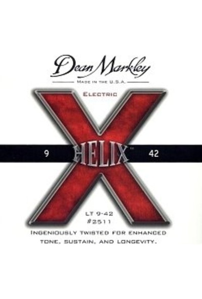 Dean Markley Nickel Steel Light 2502 (9-42) - Elektro Gitar Tel S