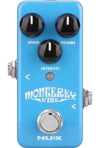NUX Monterey Mini Core Vibe Pedalı