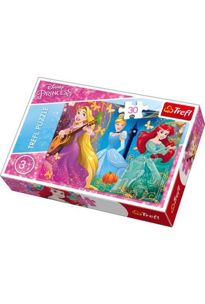 Trefl Puzzle Enchanted Melody, Disney 30 Parça Puzzle