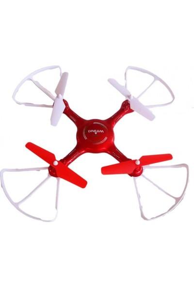 Dream Drone Oyuncak Şarjlı Uzaktan Kumandalı Drone Uçan Takla Atan