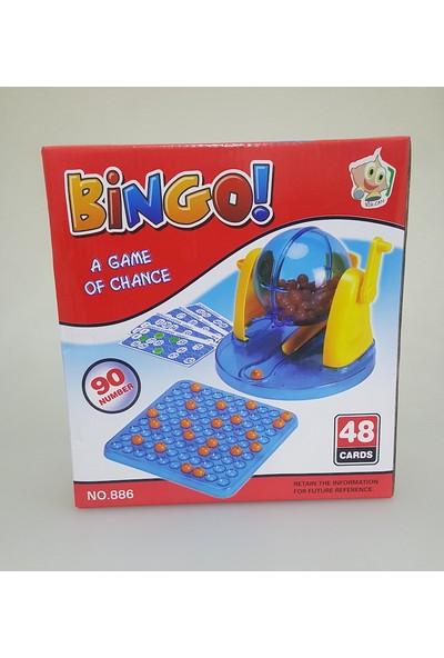 Bingo Tombala 48 Kartlı 90 Numaralı Bingo Tombala Yılbaşı Oyunu - Orta Boy