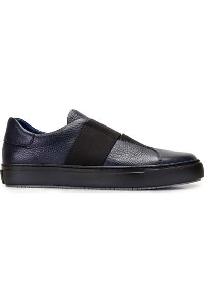 Nevzat Onay Lacivert Günlük Erkek Ayakkabı