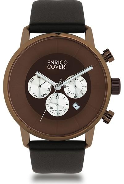 Enrico Coveri EC0104G-01 Erkek Kol Saati