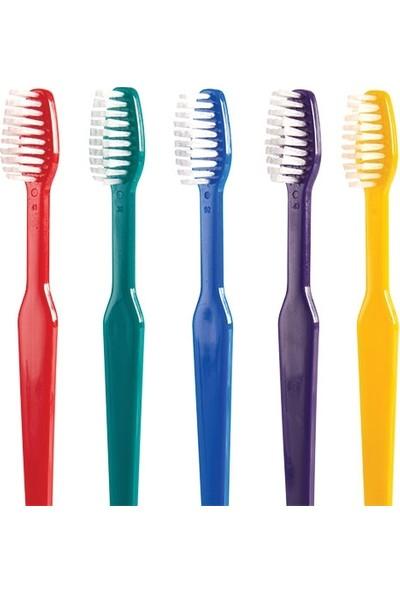 Dynaflex Tek Kullanımlık Kendinden Macunlu Diş Fırçası 10'lu