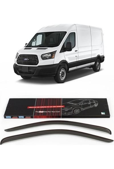 Sunplex Ford Transit Sport Style Cam Rüzgarlık 2014-