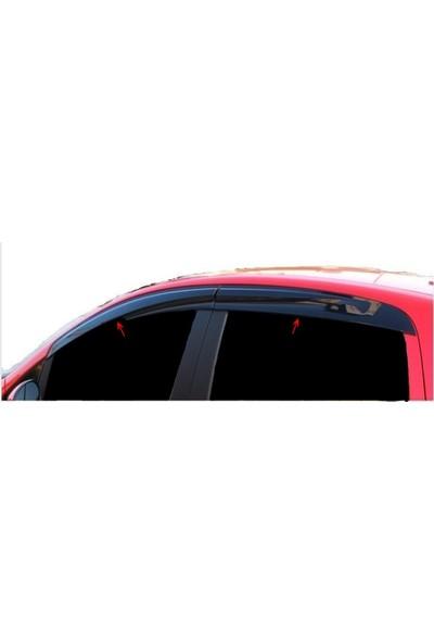 Sunplex Opel Corsa E Sport Style Cam Rüzgarlık