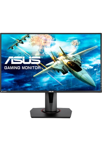 "Asus VG278QR 27"" 165Hz 0.5ms (HDMI + Display + DVI-D) FreeSync/GSync Full HD TN Oyuncu Monitör"