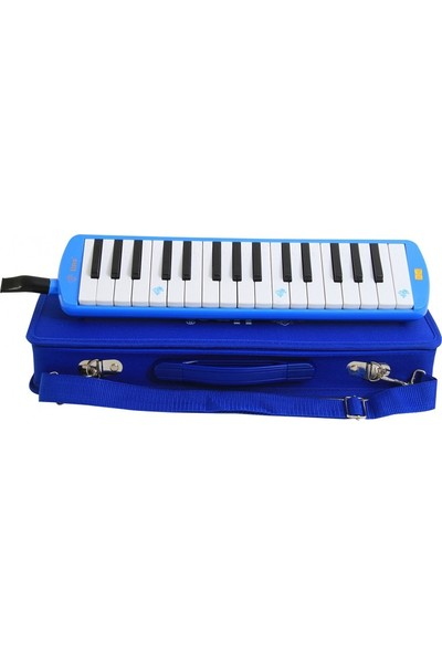 Lino Melodika 32K Tuşlu Çantalı Mavi