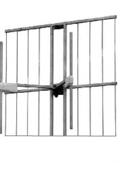 Onair Reflektörlü 2 Fm Dipol Anten