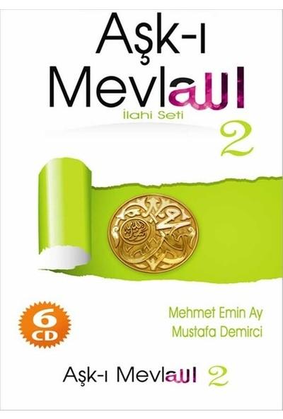 Aşk-I Mevla - 2 İlahi Seti 6 Cd Mehmet Emin Ay & Mustafa Demirci