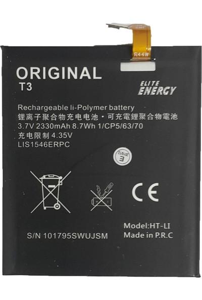 Syronix Sony Xperia T3 Cep Batarya
