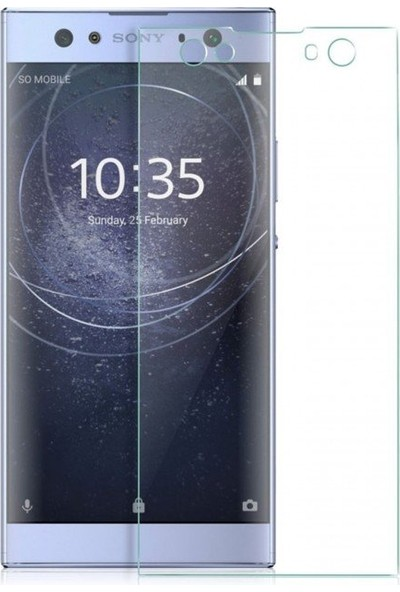 Syronix Sony Xperia Xa2 Ultra Nano Ekran Koruyucu