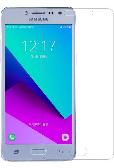 Syronix Samsung Galaxy J2 Prime Nano Cam Ekran Koruyucu