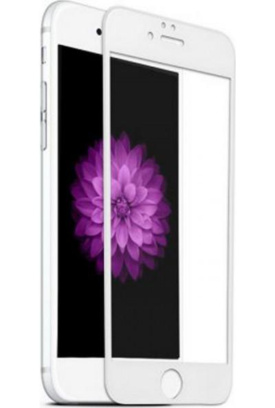 Syronix Apple iPhone 7 Kavisli Tam Kaplayan 6D Cam Ekran Koruyucu