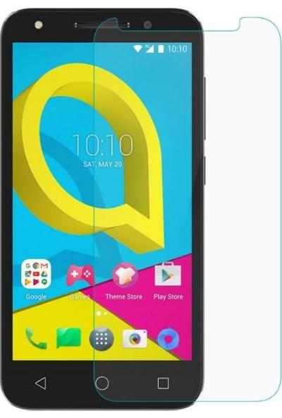 Syronix Alcatel U5 Cam Ekran Koruyucu 3 Adet