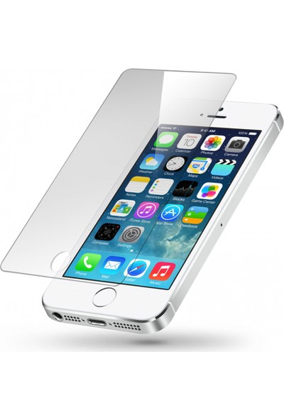 Syronix Apple iPhone 5 Cam Ekran Koruyucu 3 Adet