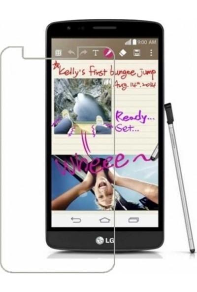 Syronix LG G3 Stylus Cam Ekran Koruyucu 3 Adet