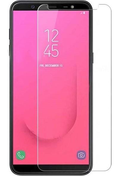 Syronix Samsung Galaxy J8 Sm-J810G Cam Ekran Koruyucu 3 Adet