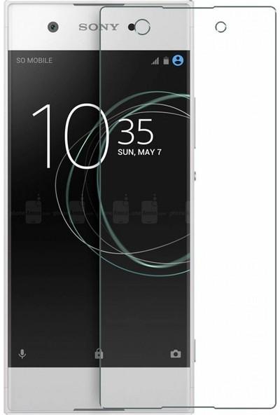 Syronix Sony Xperia Xa1 Plus Cam Ekran Koruyucu 3 Adet