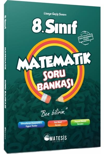 Matesis Yayıncılık 8. Sınıf Matematik Soru Bankası