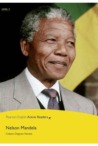 Nelson Mandela - Penguin English Active Readers Level 2 (Book + Mp3 Pack)